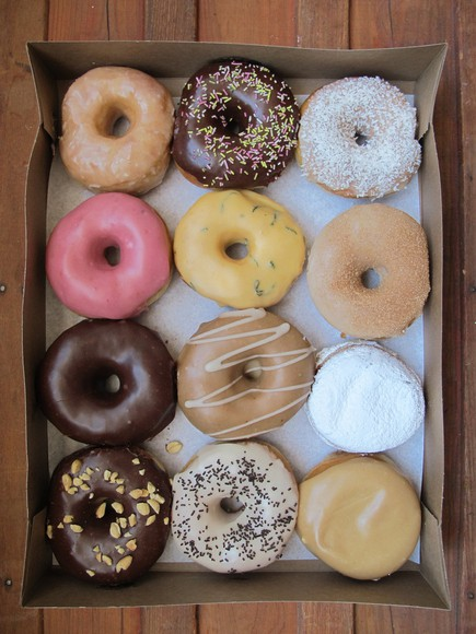 Mixed-Donut-Dozen-from-Dunwell-Donuts