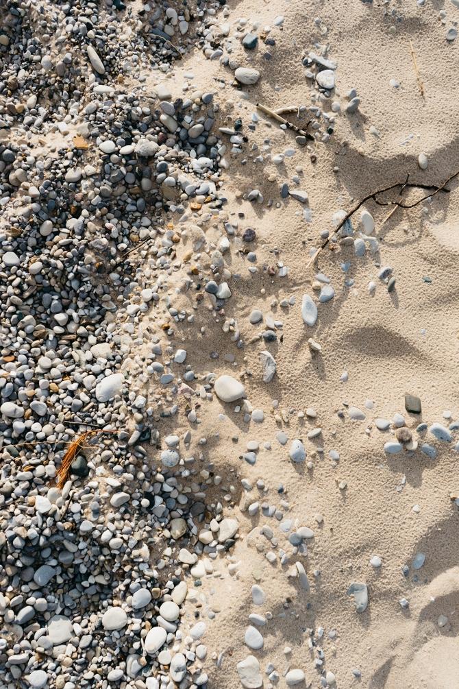 Beach Strolls | Donuts + Bolts